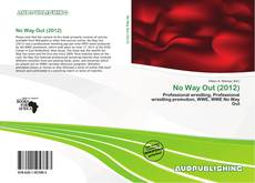 Bookcover of No Way Out (2012)