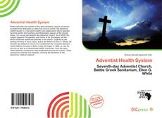 Bookcover of Adventist Health System