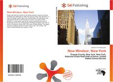 Buchcover von New Windsor, New York