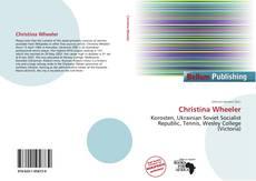Обложка Christina Wheeler
