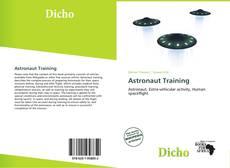 Capa do livro de Astronaut Training