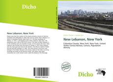 Buchcover von New Lebanon, New York
