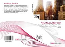 Bookcover of New Haven, New York
