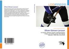 Обложка Oliver Ekman-Larsson