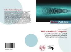 Police National Computer kitap kapağı
