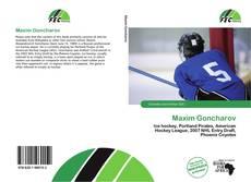 Bookcover of Maxim Goncharov