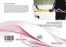 Juha Gustafsson kitap kapağı