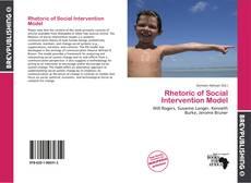 Capa do livro de Rhetoric of Social Intervention Model