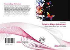 Bookcover of Patricia Mayr-Achleitner