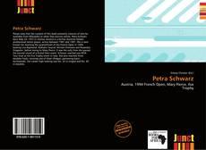 Buchcover von Petra Schwarz