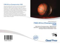 Bookcover of FIBA Africa Championship 1995