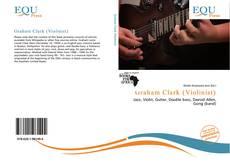 Buchcover von Graham Clark (Violinist)