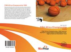 Bookcover of FIBA Africa Championship 1999