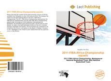Couverture de 2011 FIBA Africa Championship squads