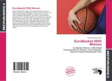 Bookcover of EuroBasket 2005 Women
