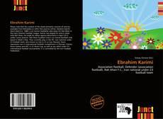 Bookcover of Ebrahim Karimi