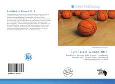 Bookcover of EuroBasket Women 2013