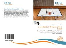 Bookcover of EuroBasket Women 2011 Final