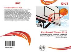 Bookcover of EuroBasket Women 2015