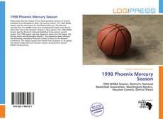 Bookcover of 1998 Phoenix Mercury Season