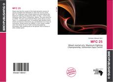 Bookcover of MFC 25