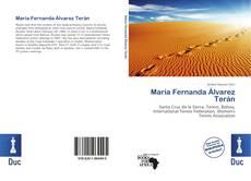 María Fernanda Álvarez Terán kitap kapağı