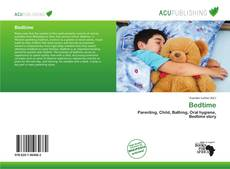 Bookcover of Bedtime