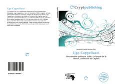 Capa do livro de Ugo Cappellacci