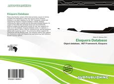 Couverture de Eloquera Database
