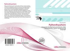 Bookcover of PythonAnywhere