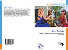 Copertina di Café Society
