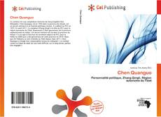 Bookcover of Chen Quanguo