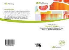 Capa do livro de Hamdi Hubais