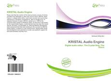 Bookcover of KRISTAL Audio Engine