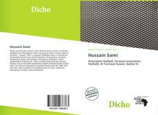 Bookcover of Hussain Sami