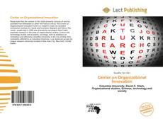 Center on Organizational Innovation的封面