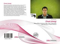 Bookcover of Chad (slang)