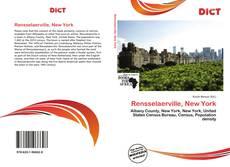 Bookcover of Rensselaerville, New York