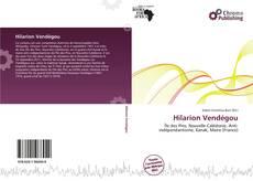 Hilarion Vendégou的封面