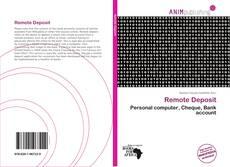 Buchcover von Remote Deposit