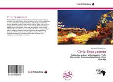 Buchcover von Civic Engagement