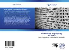 Buchcover von Fred Optical Engineering Software