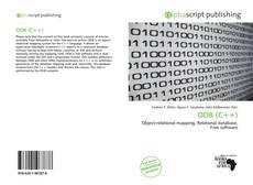 Bookcover of ODB (C++)