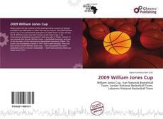 Portada del libro de 2009 William Jones Cup
