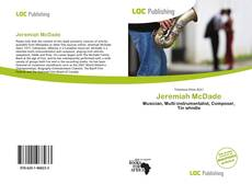 Bookcover of Jeremiah McDade