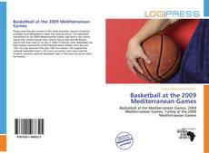 Couverture de Basketball at the 2009 Mediterranean Games