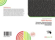 Borítókép a  IASO Backup - hoz