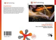 Bookcover of Lloyd Arntzen