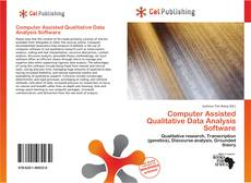 Buchcover von Computer Assisted Qualitative Data Analysis Software