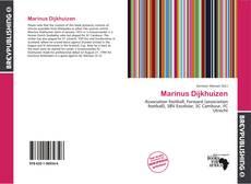 Обложка Marinus Dijkhuizen